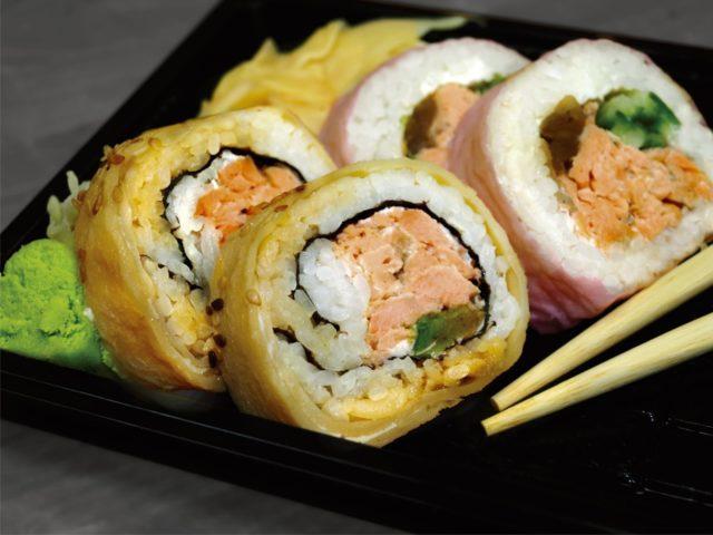 Milyen sushi fajták léteznek?