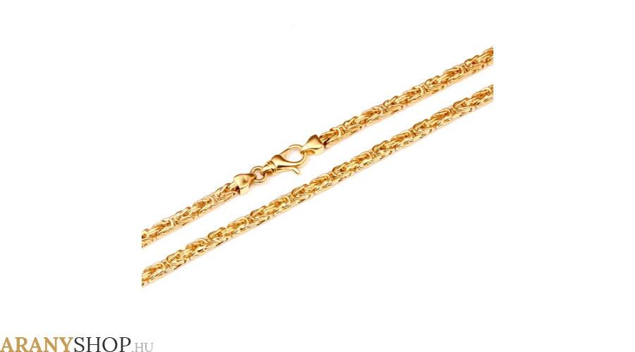 olcsó arany nyaklánc