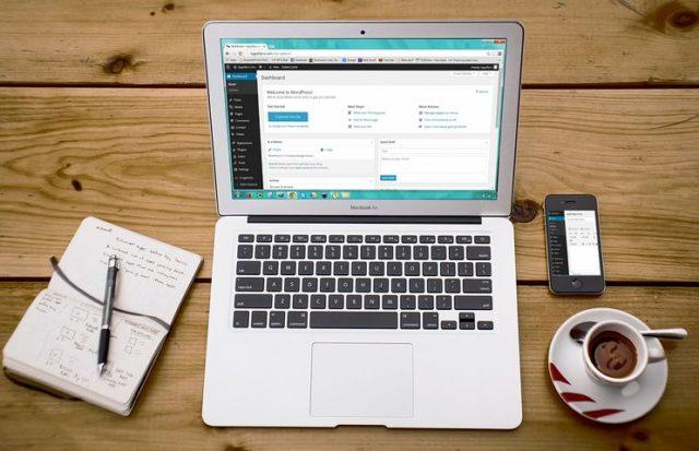 Az interneten feltüntetett WordPress weboldal készítés ár